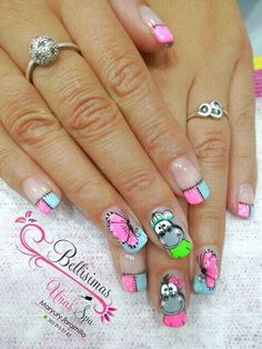 Hipopótamo Spring Nails, Summer Nails, Ruby Nails, Nail Decorations, Beautiful Nail Art, Cool Nail Designs, Love Nails, Beauty Nails, Pedicure