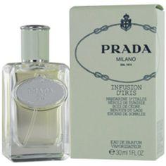 Prada infusion d'iris eau de parfum spray 1 oz by prada
