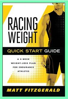 Racing Weight Fat Loss Books