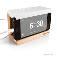 Snooze | iPhone Alarm Dock and Clock App