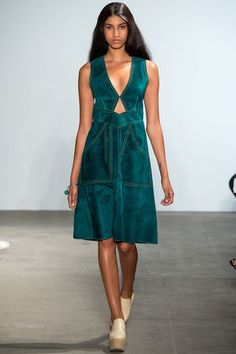 Derek Lam SS15 - NYFW via Vogue.com