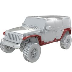 Metacloak JK Full Overline System - 4 Door