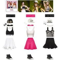 GIRL'S GENERATION TTS - HOLLER❤️💚💛💜💙