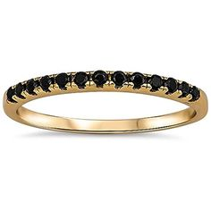 gold plated, onyx $14,50