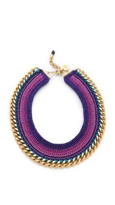 Venessa Arizaga  From Dusk Till Dawn Necklace  $365.00