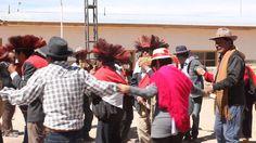 Sikuras de Chijo. Fiesta Cruz de Mayo. Comunidad de Cancosa, Tarapacá, C...