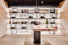 das TSCHOFEN Bludenz | Atelier Ender | Architektur Decoration, Wine Rack, Cabinet, Storage, Furniture, Home Decor, Atelier, Water Supply, Room Layouts