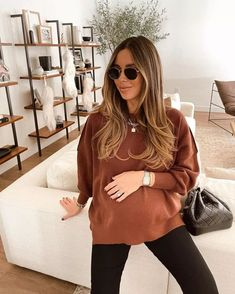 Maternity Work Clothes, Casual Maternity Outfits, Stylish Maternity, Pregnancy Outfits, Maternity Wear, Winter Maternity Fashion, Maternity Looks, Pregnancy Looks, Pregnancy Style Winter