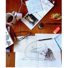 Monday morning drawing