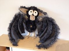 Ravelry: Project Gallery for patterns from Little Owl's Hut's Ravelry Store Bat crochet pattern by Astashova for LittleOwlsHut #LittleOwlsHut, #Bat, #Astashova, #Amigurumi, #CrochetPattern, #DIY