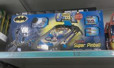 Batman Super Pinball Game