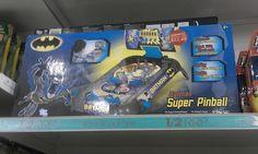 Batman Super Pinball Game
