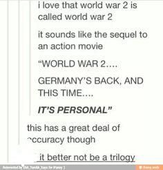 Probably will be, though<<< only if Germany can keep their shit together
