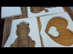Beton :Gießform aus Styropor selber machen - YouTube