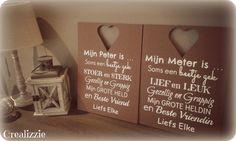 Meter - Peter borden! Leuk met verjaardagen, kerst & nieuw, geboortes en communie! www.crealizzie.com Baby Boy Quotes, First Communion, Little Babies, Diy For Kids, Silhouette Cameo, Teacher Gifts, Xmas, Letters, Mini