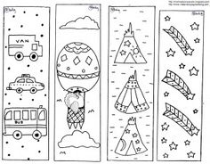 Free Coloring Bookmarks: Img925300x235,Coloring