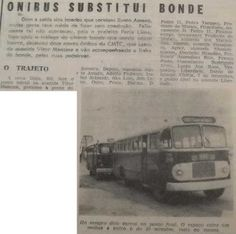 Carlos Fatorelli: QUANDO OS BONDES CHEGARAM A SANTO AMARO: 7 de julho de 1913