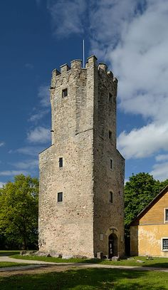 Porkuni Castle, #Estonia Would you like to start a business in the tobacco sector in Estonia? http://www.companyincorporationestonia.com/selling-tobacco-products-in-estonia