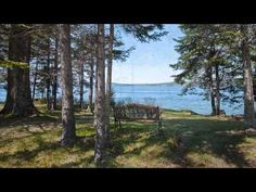 Completely renovated year-round home w/ potting/workshed on W. Penobscot Bay. Landscaped & wooded lot. Sunset views, Camden Hills, gravel beach, protected anchorage, possible dock location, impossible to find today! http://www.legacysir.com/maine-real-estate/393-West-Bay-Road-Islesboro-maine-04848/974742/
