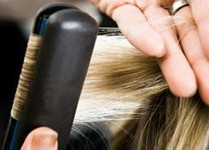 Hair Care: How To Straighten Hair Like a Pro.