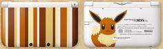 'Nintendo 3DS XL' de Eevee anunciada en Japón