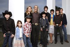 Guy Penrod and family