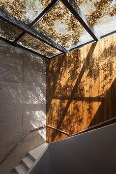 Elena Garro Cultural Center, by Fernanda Canales + arquitectura 911sc / Coyoacán, Mexico