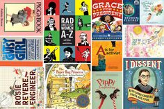 12 Feminist Kids' Books for Dismantling the Patriarchy A dozen reads for helping shape young minds. Best Children Books, My Children, Childrens Books, Good Girls Revolt, Good Books, My Books, Breathing Fire, Feminist Books, Patriarchy