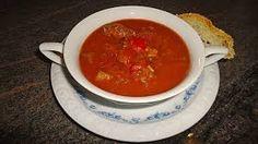 Gerrys Mitternachts-Suppe für die Party-Gäste