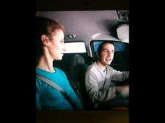 Un gars une Fille - Dans la voiture