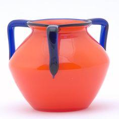 Loetz Tango Glass, design by Michael Powolny
