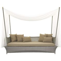 Silhouette Daybed from Domayne