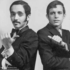Young Willie colon and Hector LaVoe