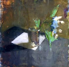 유 Still Life Brushstrokes 유 Nature Morte Painting by John Redmond