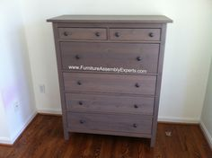 Ikea Hemnes Chest Of Drawers With 6 Embled In Baltimore Md By Furniture Embly Experts