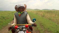 Your host picks you up from the meeting point which is Njia ya Shule bus stop in Arusha, and takes you on a ride to Likamba village.   But no worries, you can always take a taxi in case motorbikes freak you out.  #tanzania #traveltanzania #authentictravel