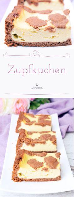 Magst du Käsekuchen? Dann ist dieser Zupfkuchen bestimmt genau das Richtige für dich!! Ruck zuck gemacht und super lecker. #Zupfkuchen #Käsekuchen #Cheesecake