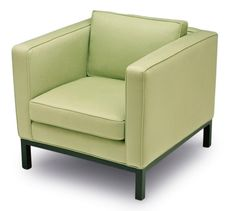 Buy CUBE CHAIR - Club Chairs - Seating - Furniture - Dering Hall