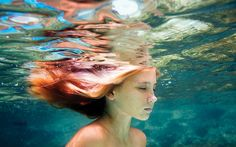 And even under the water, I can still hear you