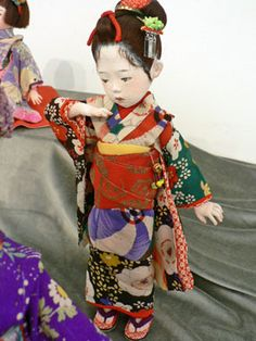 人形の専門店ドルスバラード創作人形作家のご紹介:水澄美恵子さん