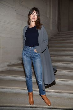Casual Classics - Here's What Guests Wore to the Couture Shows in Paris - Photos
