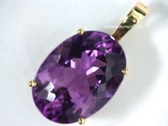 Amethyst Jewelry - I could do something with this