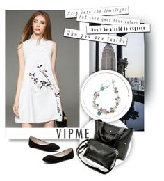 """""""VIPME 12"""" by melisa-hasic ❤ liked on Polyvore featuring Verali, women's clothing, women, female, woman, misses, juniors and vipme"""