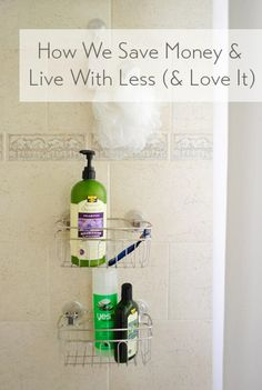 How To Pare Down & Simplify At Home To Save Money (& Time!). Warning: It's Addicting.