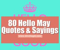 80 Hello May Quotes & Sayings Disney Happy Birthday Images, Hd Happy Birthday Images, Happy Birthday Greetings Friends, Happy Birthday Wishes Photos, Happy Birthday Me, Birthday Pictures, Happy Pictures, Sister Pictures, Quote Pictures