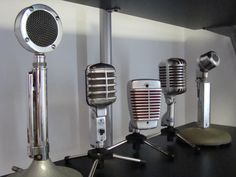 I want to start a vintage microphone collection. I look for them everywhere!