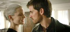 Pin for Later: 21 Times Emma and Hook Were Your Favorite Couple on Once Upon a Time Three Words: Dark Captain Swan