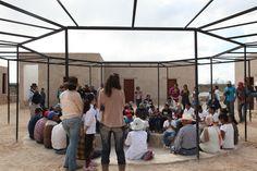 Las Margaritas Social Center,Courtesy of TOA Taller de Operaciones Ambientales