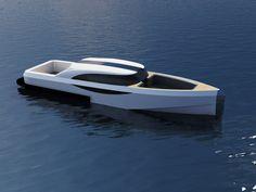 Luxury Yacht Tender - 10.5m Superyacht Tender Limousine