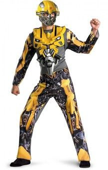 Transformers - Bumble Bee  Adult Costume